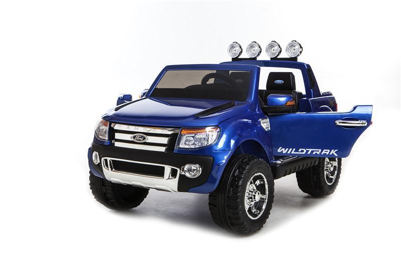 ford-ranger-bleu-porte-ouverte