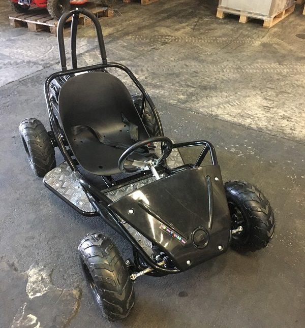 GoKart électrique noir 48V