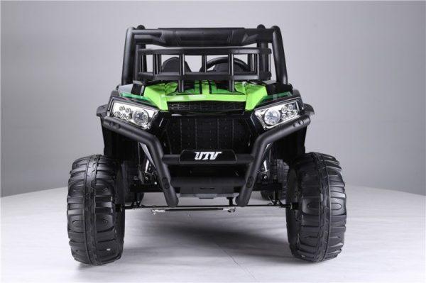 Grand 4x4 électrique enfant 24V vert