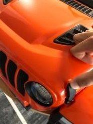 capot jeep wrangler
