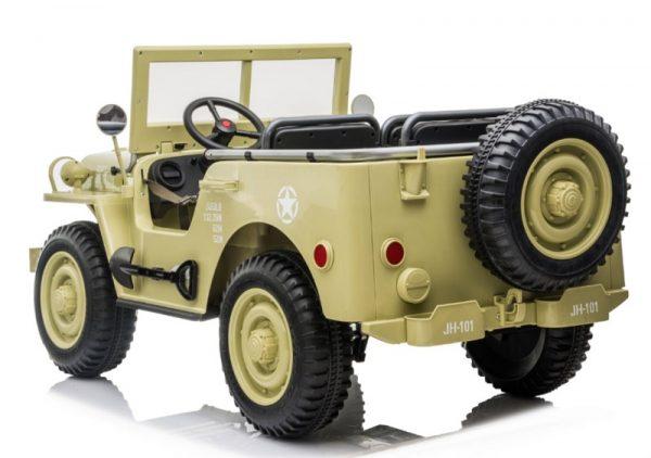 Jeep beige