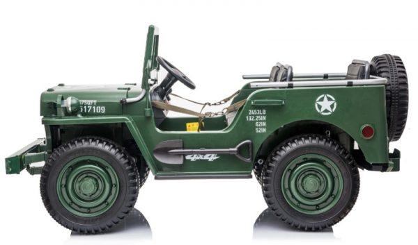 Jeep Willys 4X4 enfant