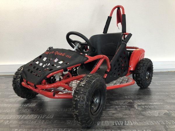 kart électrique pour enfant 6-12 ans