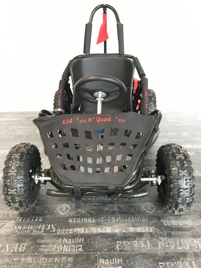 Kart electrique enfant 6 à 12 ans - Karty'zzz