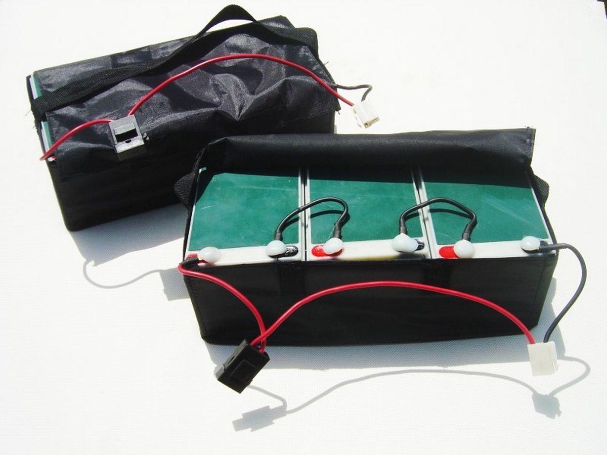 Kit batteries 36v 12ah pour v hicules lectriques en 36v for Housse pour quad