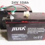 Kit Batteries 24V 10Ah