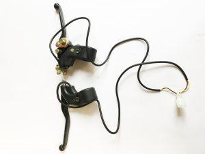 kit leviers de freins pour quad electrique