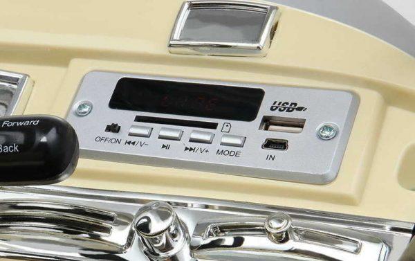 musique pour voiture electrique 12V