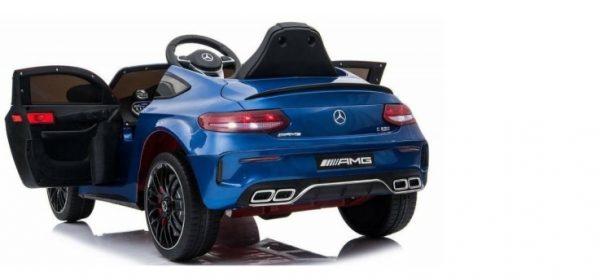 voiture electrique pour enfant mercedes c63s