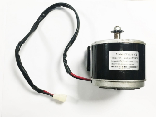 Moteur électrique 24V 350W