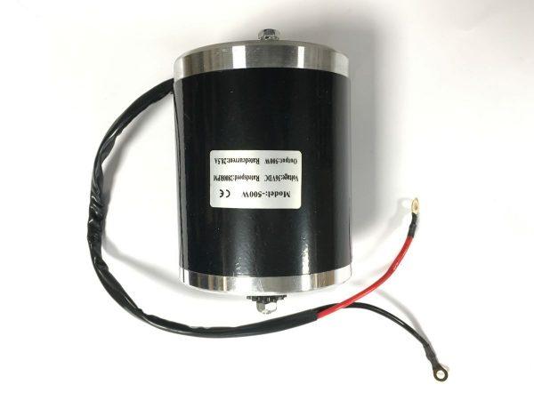 Moteur électrique 36V 500W