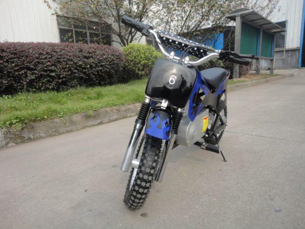 Moto électrique pour enfant 6 à 9 ans ZZZ350