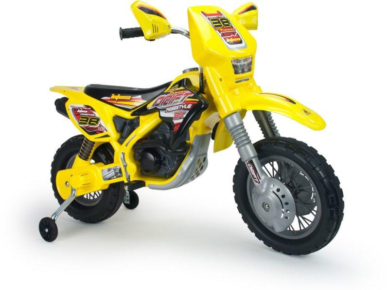 Moto pour enfant INJUSA Thunder VX Jaune