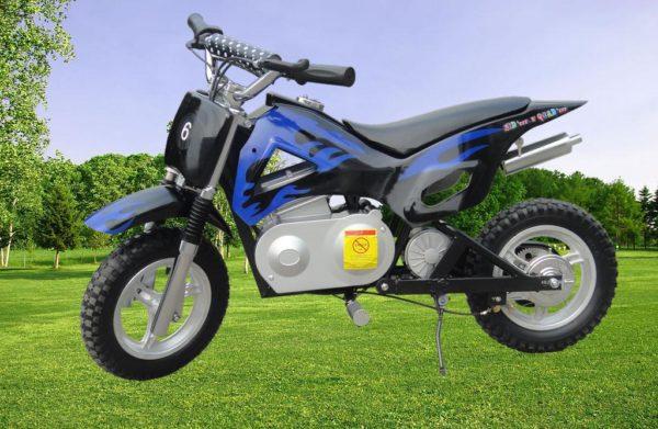 Moto pour enfant ZZZ350 - Moteur électrique 24V 350W