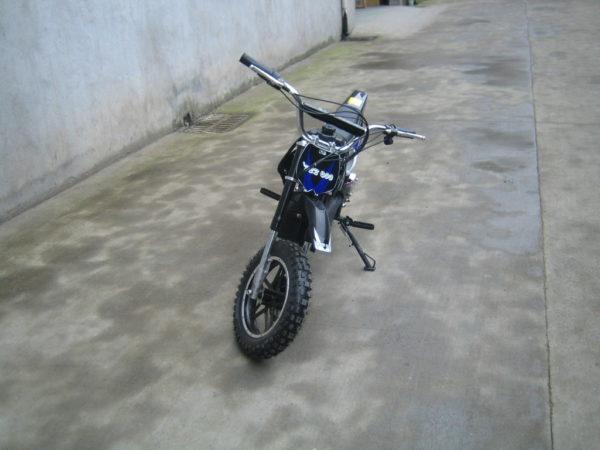 Moto dirt pour enfant ZZZ800 36V 800W