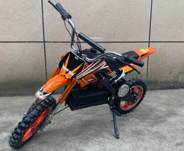 moto enfant 36V 800W electrique