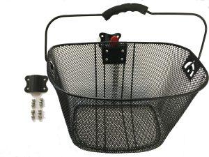 Panier pour vélo ou trottinette électrique