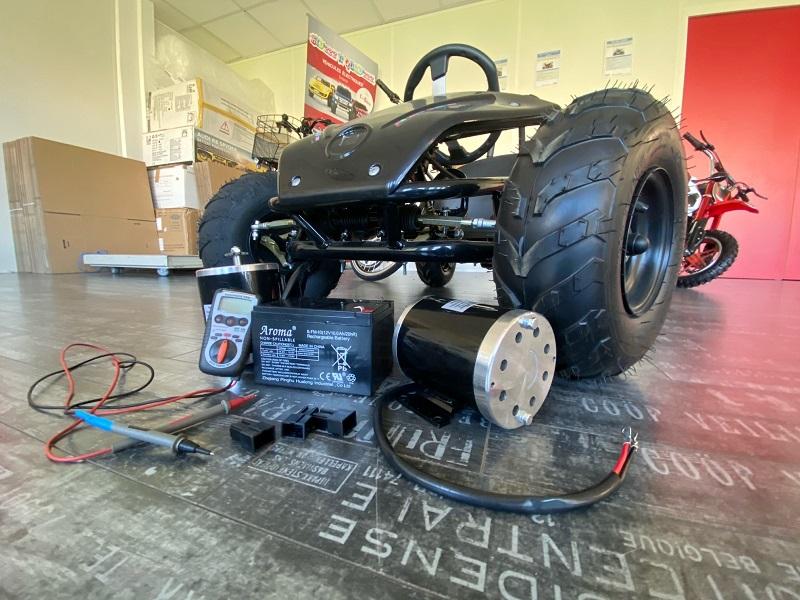photo tester un moteur