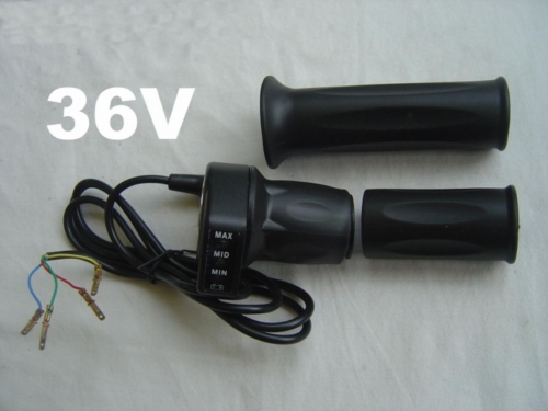 Poignée d'accélérateur 36V