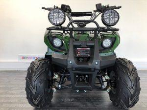 quad électrique adulte militaire