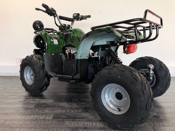 quad électrique 60V