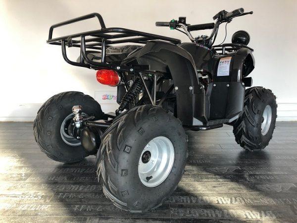 quad électrique adulte roues à crampons