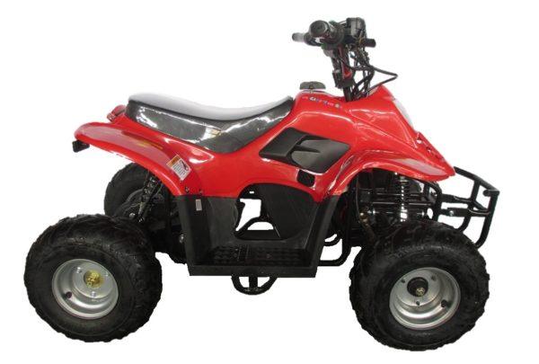 Quad électrique pour enfant Dinosaur Pro rouge 36V 500W