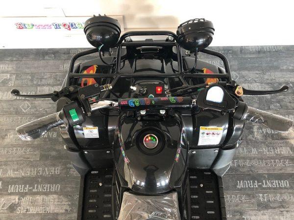 quad électrique pour adulte guidon