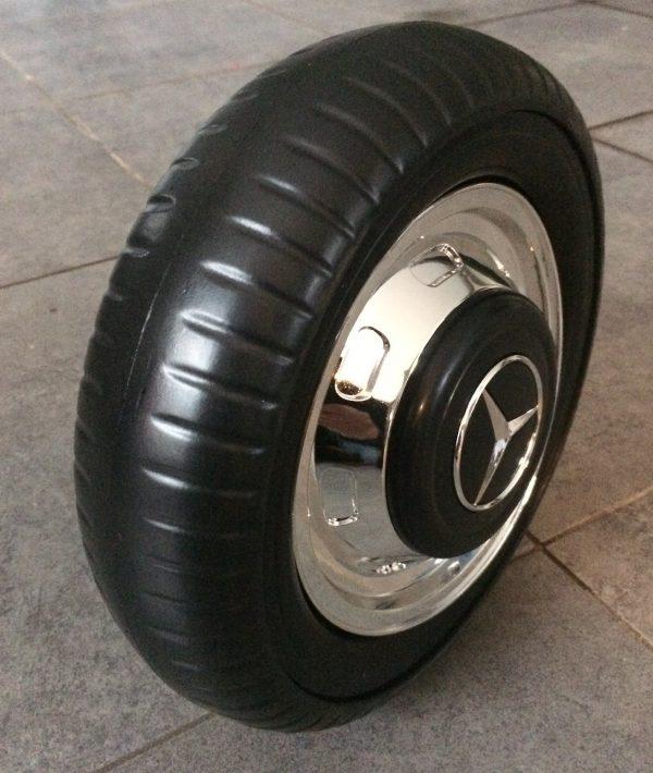 roues en mousse EVA voiture électrique