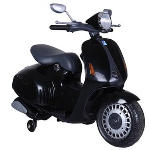 Moto électrique enfant style vespa
