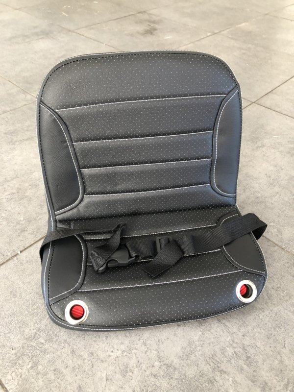 siège chariot électrique enfant