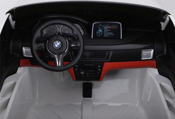 tableau de bord BMW X6 pour enfant