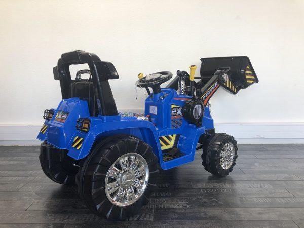 tracteur électrique enfant avec 2 moteurs
