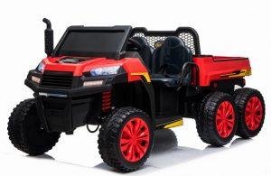 tracteur pour enfant 24V 2 places