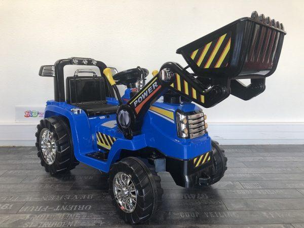 tracteur pour enfant 12V avec télécommade