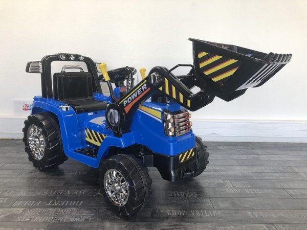 vrai tracteur électrique pour enfant 12V