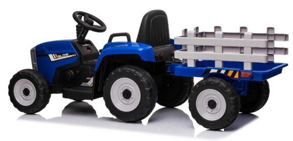 tracteur avec remorque pour enfant