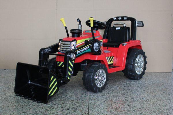 tracteur enfant