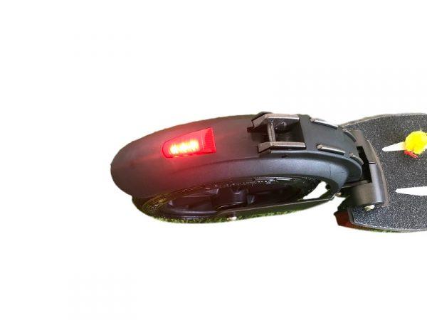 trottinette électrique feu