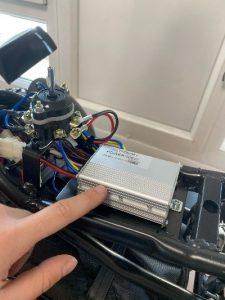 variateur quad electrique
