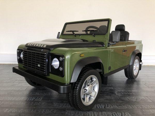 voiture électrique land rover 12V