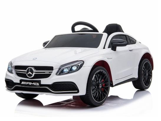 Voiture électrique Mercedes C63 s