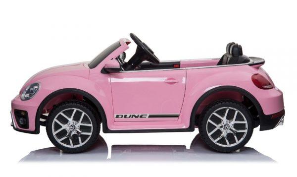 voiture électrique enfant pour fille New Beetle