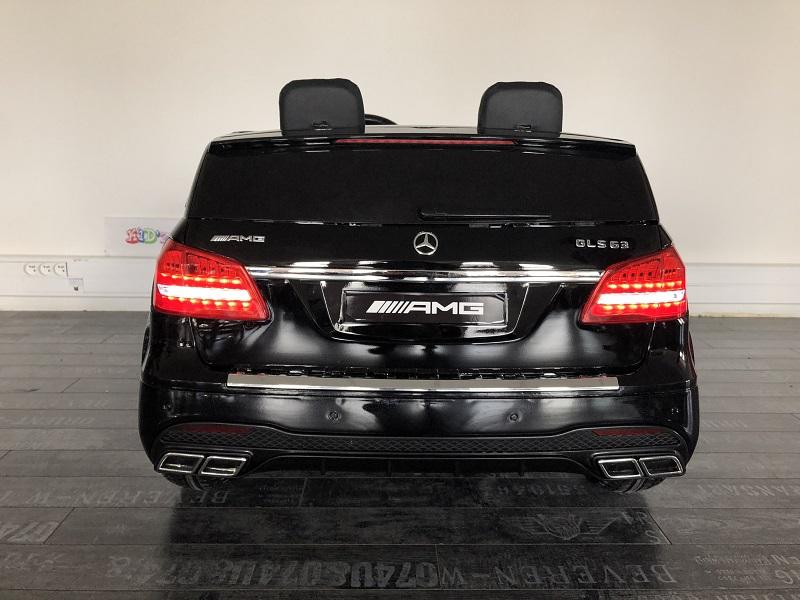 Pack Voiture Gls63 Luxe Électrique Mercedes Enfant E2IDH9