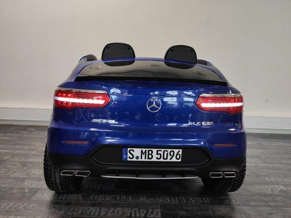 4x4 electrique enfant Mercedes GLC