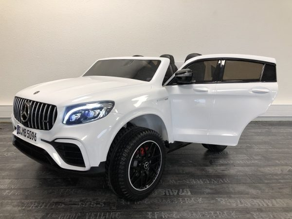 voiture électrique enfant Mercedes