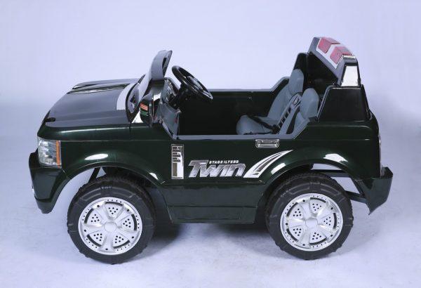 4X4 enfant Range Rover électrique couleur noire