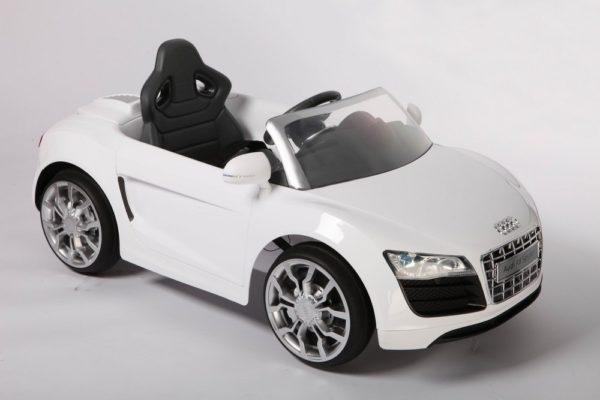 Voiture électrique pour enfant AUDI R8 Spyder monoplace 12V
