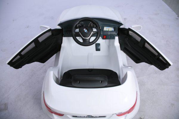 BMW X6 électrique pour enfant - 12V - Portes Ouvertes