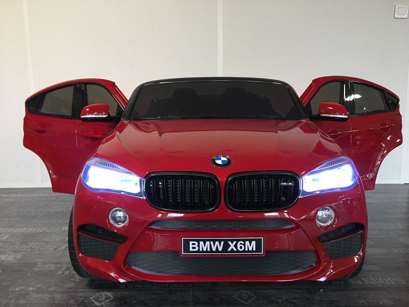 Voiture Enfant Bmw X6 Biplace Finition Luxe